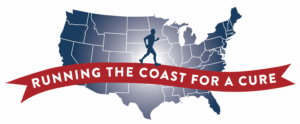 Running The Coast logo