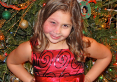 Jenna christmas time