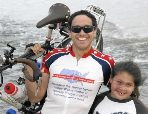 Annapolis Resident Bikes America For A Cause: DeCesaris' Book Details 2013 Cross-Country Trek